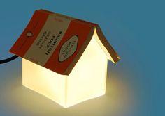 Book Rest Lamp