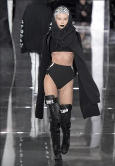 NYFW Highlight: Fenty Puma by Rihanna – Andrea Valentina