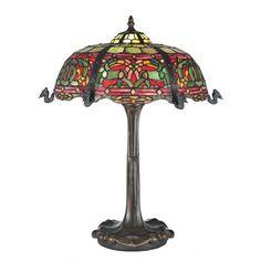 Meyda Tiffany 108026 Viking Table Lamp - Lighting Universe