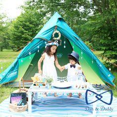 """親子ペア蝶ネクタイの""""Dan & Daddy""""です。日々の家族時間の想い出に残る蝶ネクタイを作っています。#camp #boys #fashion #bowtie #アウトドア #ファッション #蝶ネクタイ #キッズ #男の子"""