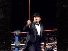 WWE's Mr. Fuji -- Dead at 82