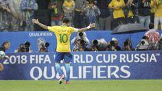 Brasil, Neymar y Tite se ven en Rusia, Ecuador en suspenso tras derrota
