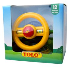 Bay / Toddler Gift: Tolo Toys Baby Driver >>> Learn more by visiting… Toddler Toys, Baby Toys, Best Baby Car Seats, Baby Playroom, Baby Driver, Tola, Baby Games, Toys R Us, Vibrant Colors