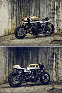 Meet 'Dissident,' a stunning XJR1300 from the Portuguese builders it roCkS bikes. It's one of the best Yamaha customs we've ever seen.