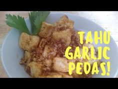 RESEP OLAHAN TAHU ENAK: TAHU GARLIC PEDAS - YouTube Garlic, Meat, Chicken, Youtube, Food, Meal, Eten, Meals, Youtubers