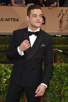 32 Pictures of Rami Malek That Will Show You Why Everyone Is Suddenly Crushing…