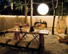 NYMag - Backyard Garden in Fort Greene