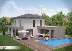 Vente projet de construction t6 sainte foy les lyon 5 chambres Achat villa Ouest lyonnais - Sainte Foy Immobilier