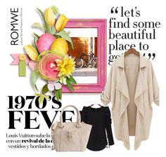 """Romwe"" by ermina-camdzic ❤ liked on Polyvore featuring WALL and romwe"
