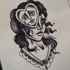 Baby girl submissa corpo 42 new ideas Traditional Tattoo Old School, Traditional Tattoo Design, Black Tattoos, Small Tattoos, Piercing Tattoo, Piercings, Desenhos Old School, Dibujos Dark, Dibujos Tattoo