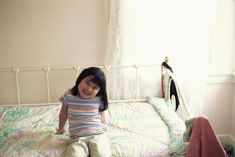 Is your three-year-old ready for a big-kid bed?