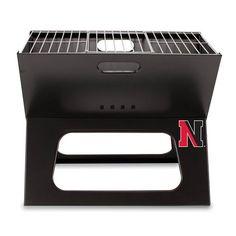 Northeastern State University X-Grill Folding Portable BBQ Grill w/Digital Print