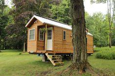 Erin and Dondi's Tiny House