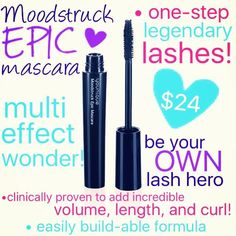 Moodstruck Epic Mascara 1step! https://youniqueproducts.com/SophieRoma