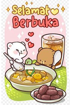 Cute Bear Drawings, Cute Cartoon Drawings, Cartoon Girl Images, Cute Cartoon Pictures, Cute Couple Cartoon, Cute Love Cartoons, Cute Kawaii Animals, Cute Cartoon Animals, Mocha