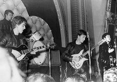 a very clear image from the 11/10/1961 Tower Ballroom New Brighton gig