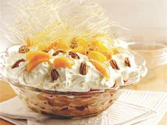 RESEP: SARIE se wen-trifle South African Recipes, Trifle, Something Sweet, Recipies, Deserts, Ice Cream, Christmas, Food, Recipes