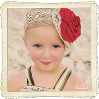 Awesome website!!! She has great tutorials on how to make your own head band for girls and sells super cute one for CHEAP!!!