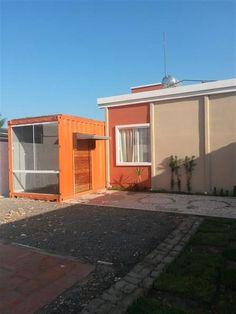 Minha Casa Container  A casa container do Antonio - Minha Casa Container