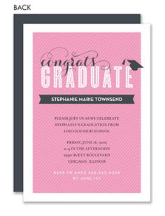 So many cute announcements on this site! Love the girl grad, pink grad, chalkboard, flamingo (orange and blue instead?), announcing, transparent year blues, vintage congrats, 2013 chalkboard photo, swirly class, 2013 grad...