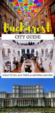 Bucharest City Guide