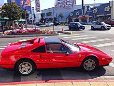Ferrari Aston Martin V8, Aston Martin Lagonda, Mercedes 500sl, Ferrari 328, Porsche 911 S, Go Kart, Dream Garage, Automotive Design, Wishful Thinking