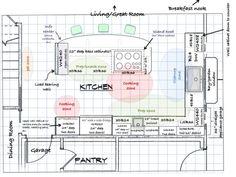 Kitchen Layout Help Needed On New Kitchen Layout Kitchens Forum Gardenweb