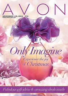 Avon | Shop our Online Brochure Embrace the unexpected and live the joyful moment with Only Imagine.