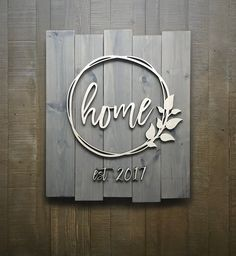 Custom Home Date Sign / Pallet Sign / Rustic Wood Sign / Established Sign / Wall Art / Custom Wood Sign / Home Decor / Realtor giftThanks for this post.Custom Home Date Sign / Pallet Sign / Rustic Wood Sign / Established Sign / Wall # Art