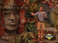 6. What Would You Do? This show was cool because it involved a lot of audience participation and silly stunts, but what made it the best was all of the pie. 7. Get the Picture In this game, teams earned money for correctly answering trivia questions and then tried to figure out a hidden image