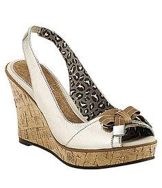 Sperry Top-Sider Southampton Wedge Sandals | Dillards.com