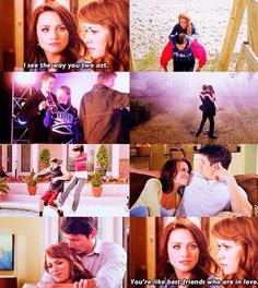 Haley and Nathan one tree hill