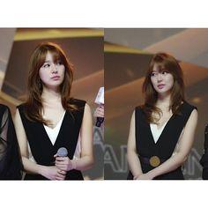 Instagram media yooneunhyenews - [30.7.2015] Yoon Eun Hye at Muse Dress Press Conference  Cr: to owner [2]