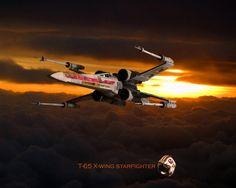 X-wing by 1darthvader on DeviantArt