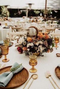 Boho wedding centerpieces - 30 Pretty And Cheap Boho Decor For Wedding – Boho wedding centerpieces Autumn Wedding, Boho Wedding, Floral Wedding, Dream Wedding, Wedding Summer, Wedding Ideas, Wedding Advice, Wedding Centerpieces, Wedding Decorations