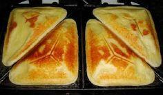 pão de queijo na sanduicheira 0