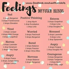 """Feelings #diffusing #doTERRA #essentialoils """"Due to the amazing olfactory receptors, which identify odors and initiate the aromatic pathway, diffusing or directly inhaling essential oils is the most rapid and intense way to experience their influence on emotions."""""""