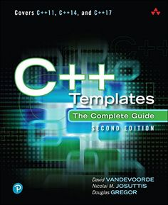 Buy C++ Templates: The Complete Guide by David Vandevoorde, Douglas Gregor, Nicolai M. Josuttis and Read this Book on Kobo's Free Apps. Discover Kobo's Vast Collection of Ebooks and Audiobooks Today - Over 4 Million Titles! Reading Online, Books Online, Free Books, Good Books, Excel Budget Template, Meme Template, Electronic Books, Book Categories, Computer Programming