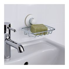 IMMELN Soap dish - IKEA Perfect for the new bathroom