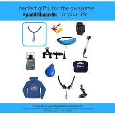 Top 10 Gifts for Paddleboarders - Holiday Gift Guide for your favorite standup paddle board SUP yoga, racer, surfer or flat water paddler. Tennis Gear, Tennis Gifts, Holiday Gift Guide, Holiday Gifts, Sup Fishing, Inflatable Paddle Board, Inflatable Kayak, Kayak Accessories, Romance Books