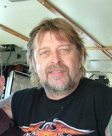 Captain Phil Harris; very much missed