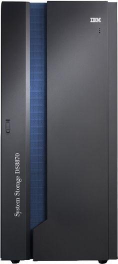 New IBM DS8870 (Model/type 2423-961)