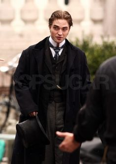 robert pattinson as Georges in Bel Ami
