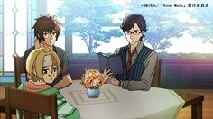 Room Mate Café Report and Episode 11 Preview Stills and Synopsis | MANGA.TOKYO