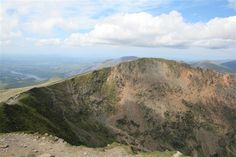 Photograph taken at Snowdon mountain in North Wales #photography #photograph #picture #landscape #wales #mountain