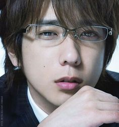 Kazunari Ninomiya, from eyes-with-delight.tumblr.com. Ninomiya Kazunari, Japanese Boy, Asian Actors, Sexy, Idol, Album, Eyes, Face, People