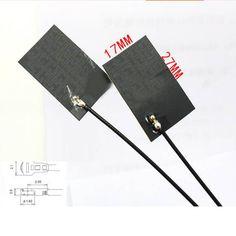 433 Mhz 6dbi haute gain LoRa antenne interne aérienne piamater FPC 27*17mm IPEX connecteur