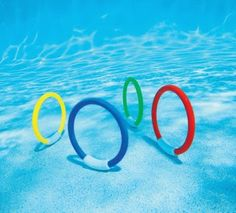 Pool Moms: Top 10 Pool Games for Summer!