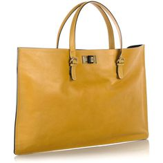 Lanvin Toucouleur leather tote -  found on Polyvore - wow, wish i could afford it ;)