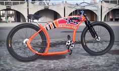 See more Rat Rod and custom cruiser bikes at www.ratrodbikes.com